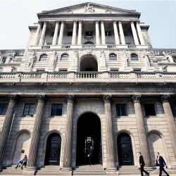 英格兰银行与英国金融霸权