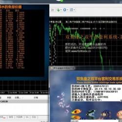 双鱼座双平台套利系统MT4外汇EA