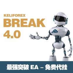 稳定中短线趋势突破EA4.0版本