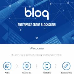 Bloq发布Bloq实验室与开源创新区块链建立联系