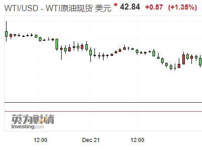 WTI原油期货亚市早盘涨2% 上个交易日暴跌6%